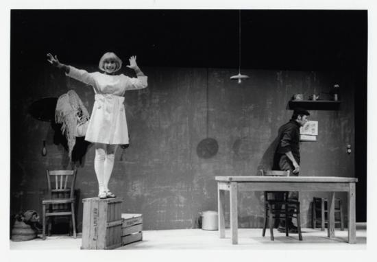 La Belle de Fontenay - R.Lebrun : rôle d'Annette