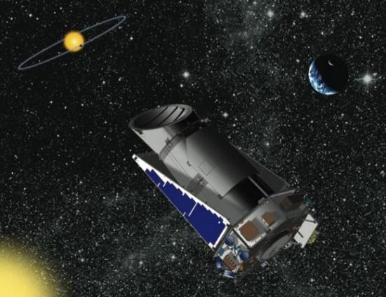le télescope spatial Kepler