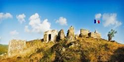 Le Fort Louis à Marigot