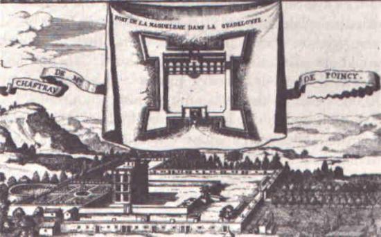 Château de Longvilliers de Poincy