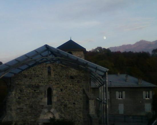 L'ancienne Eglise de Grésy sur Isère