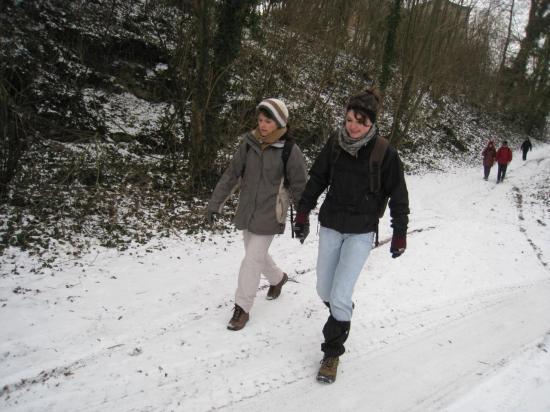 Marie-Isabelle et Morgane