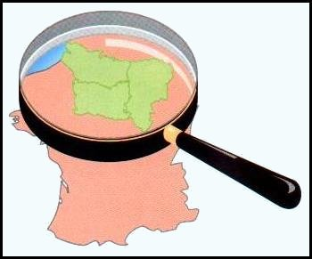 Carte de France_Picardie