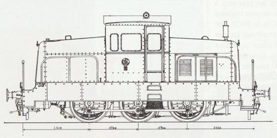 diagramme du LT 11