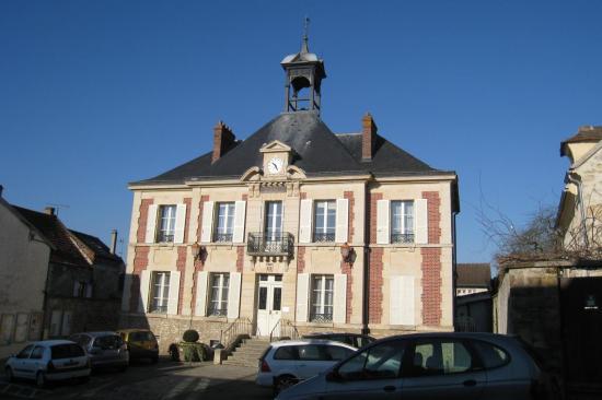 Mairie de Boissy L'Aillerie ( 95)