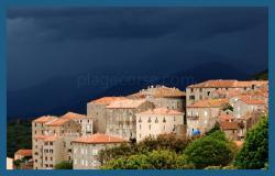 Sartene in Corsica