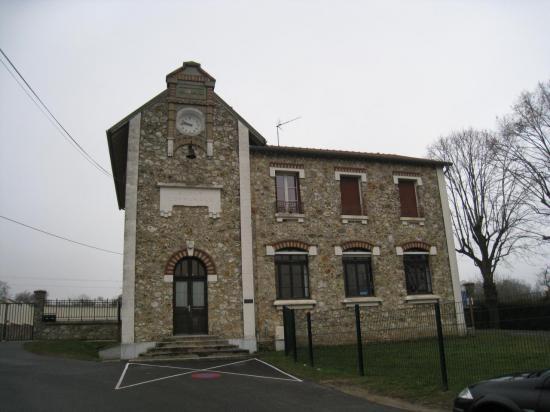 école d'Immarmont à Osny