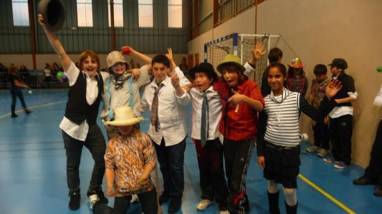 Rencontre Départementale Arts du Cirque du 17/02/2010