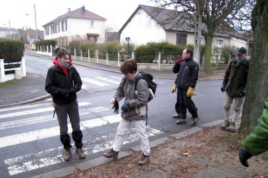 Pontoise, quartier des Cordeliers
