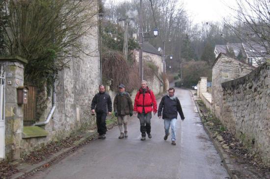 André, Joseph, Serge, Bernard