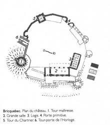 Plan de Briquebec