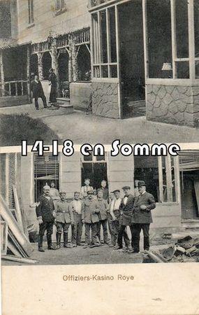 Roye 1914 1918