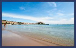 Ile Rousse en haute-Corse