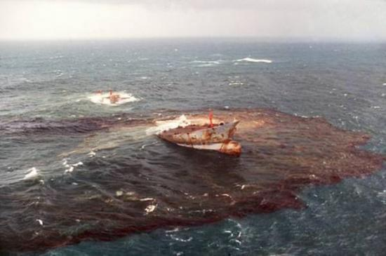 Combien de litres de pétrole se sont-ils échappés depuis de 20 Avril ?
