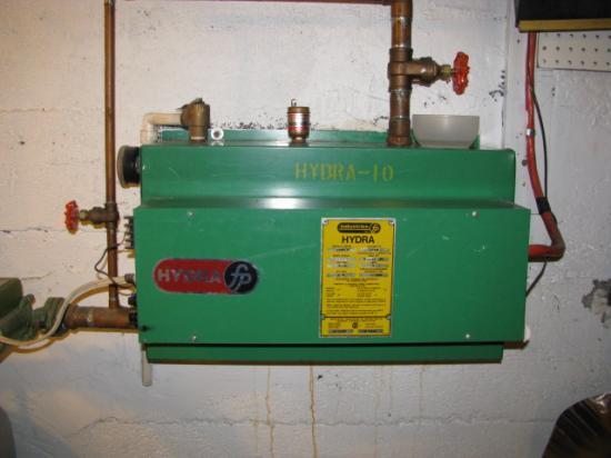 Hydra Boiler 514 602 8151