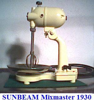 mixer SUNBEAM 1930