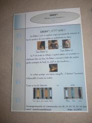 Copyright; Système BABAN'S qui permet de maintenir le pantalon de  Bébé en toutes circonstances (portage, 4 pattes ...), modèle déposé