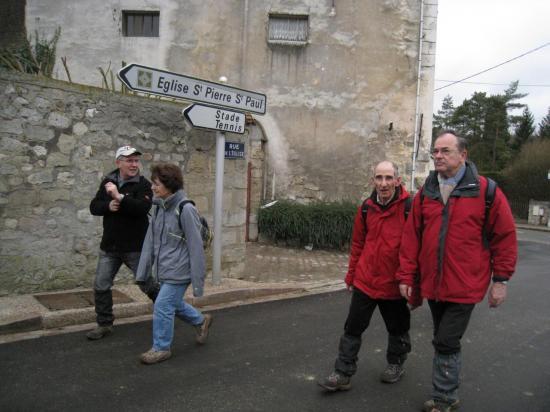 Bernard, Annette, Roger, Jean-Paul