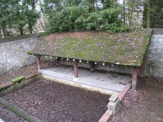 Lavoir à Brignancourt ( 95)