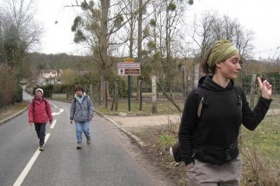 Marion Caro et Annette
