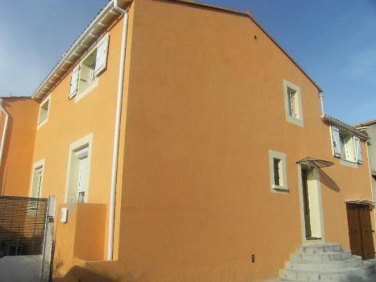 Peinture fa ade ext rieur for Peinture exterieur facade
