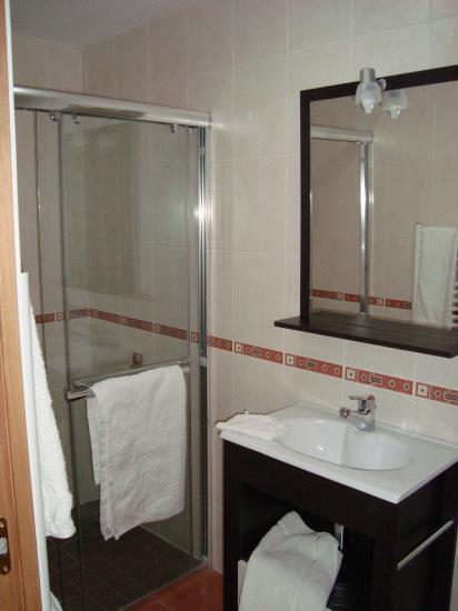 salle de bain chambre Mésange Nonnette