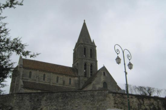 église St Pierre St Paul à Santeuil