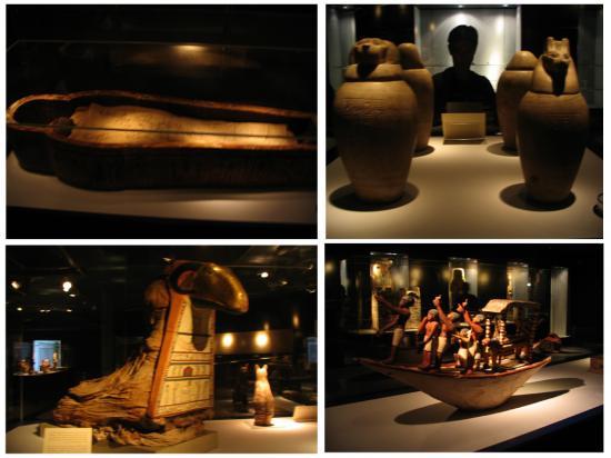 Musée de la momification.