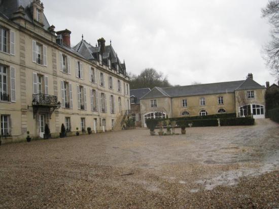 Château d'Aveny (27 )