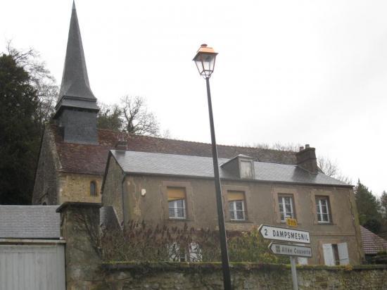 église à Aveny