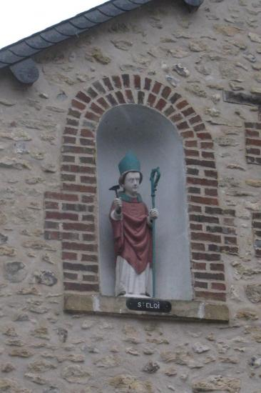Saint-Eloi à Aveny