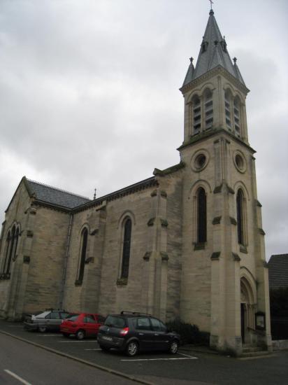 église de Bray-et-Lû ( 95 )