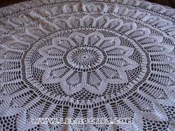 modele nappe au tricot