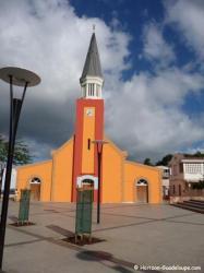 Eglise des Abymes