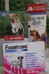 Produits Anti Parasites Externes