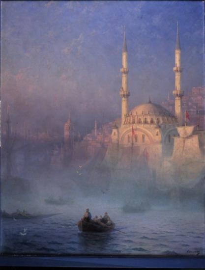 Aivazovski Constantinople