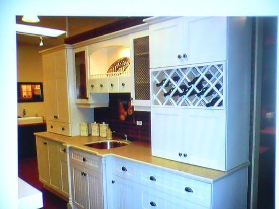 Armoire de cuisine for Armoire cuisine liquidation