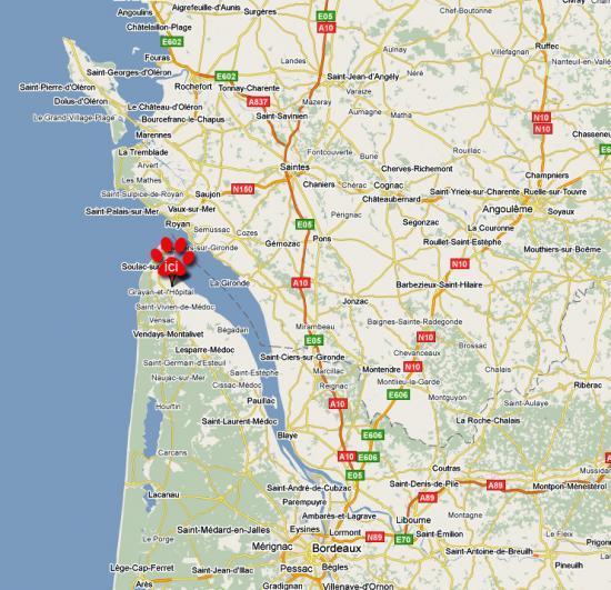 29 route luc 33590 talais  m u00e9doc