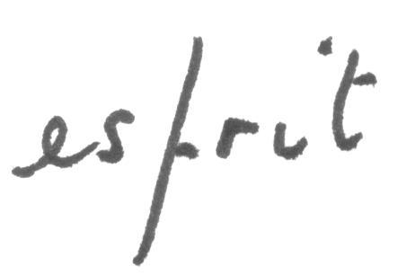 lettre q graphologie