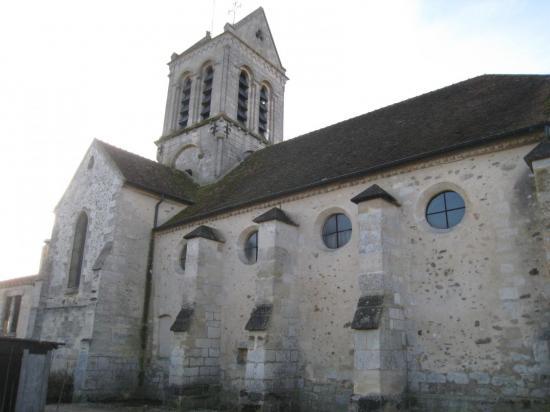 église de Bréançon (95)
