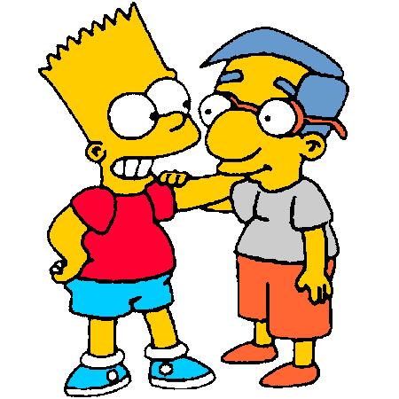 Bart simpson - Marge simpson et bart ...