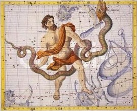 Symbole du serpent dans SERPENT le-serpentaire