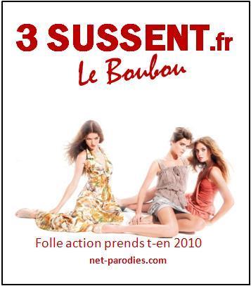 parodie fausse pub catalogue 3 suisses  3 sussent