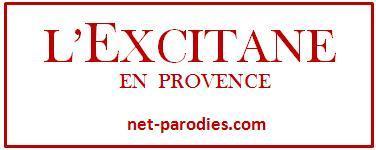 parodie fausse pub enseigne occitane excitane