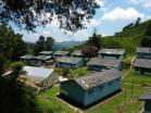 Baraquements pour les ouvriers des plantations de thé (Cameron Highlands)