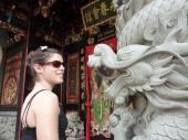 Rencontre avec le dragon de Malacca