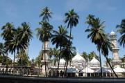 Mosquée Masjid Jamek à Kuala Lumpur