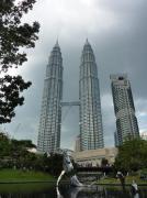 Petronas Towers a Kuala Lumpur