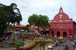 Eglise hollandaise a Malacca