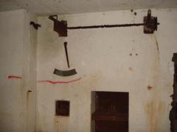 salle des commandes de la PEV